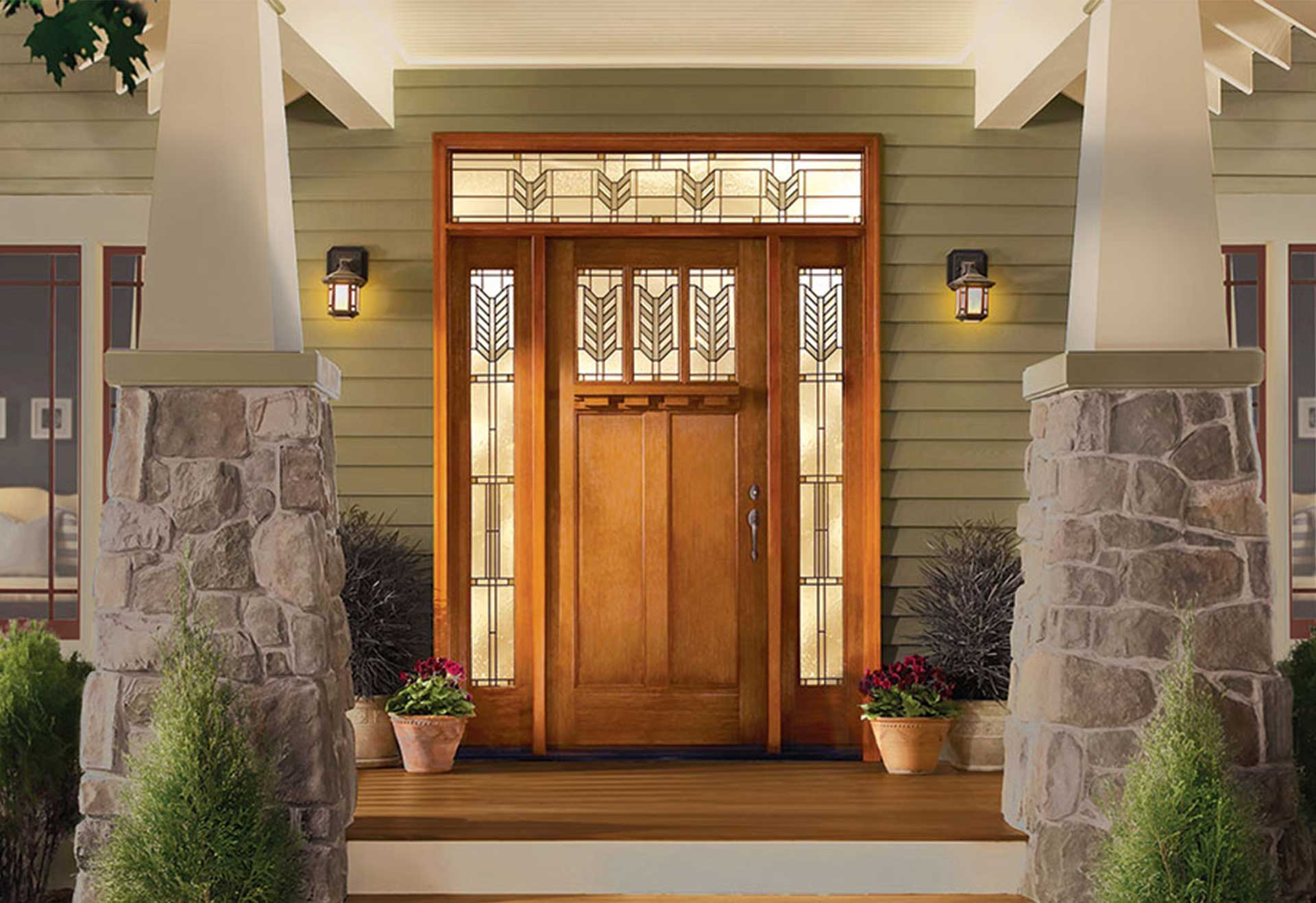 Impact Doors: Residential & Commercial