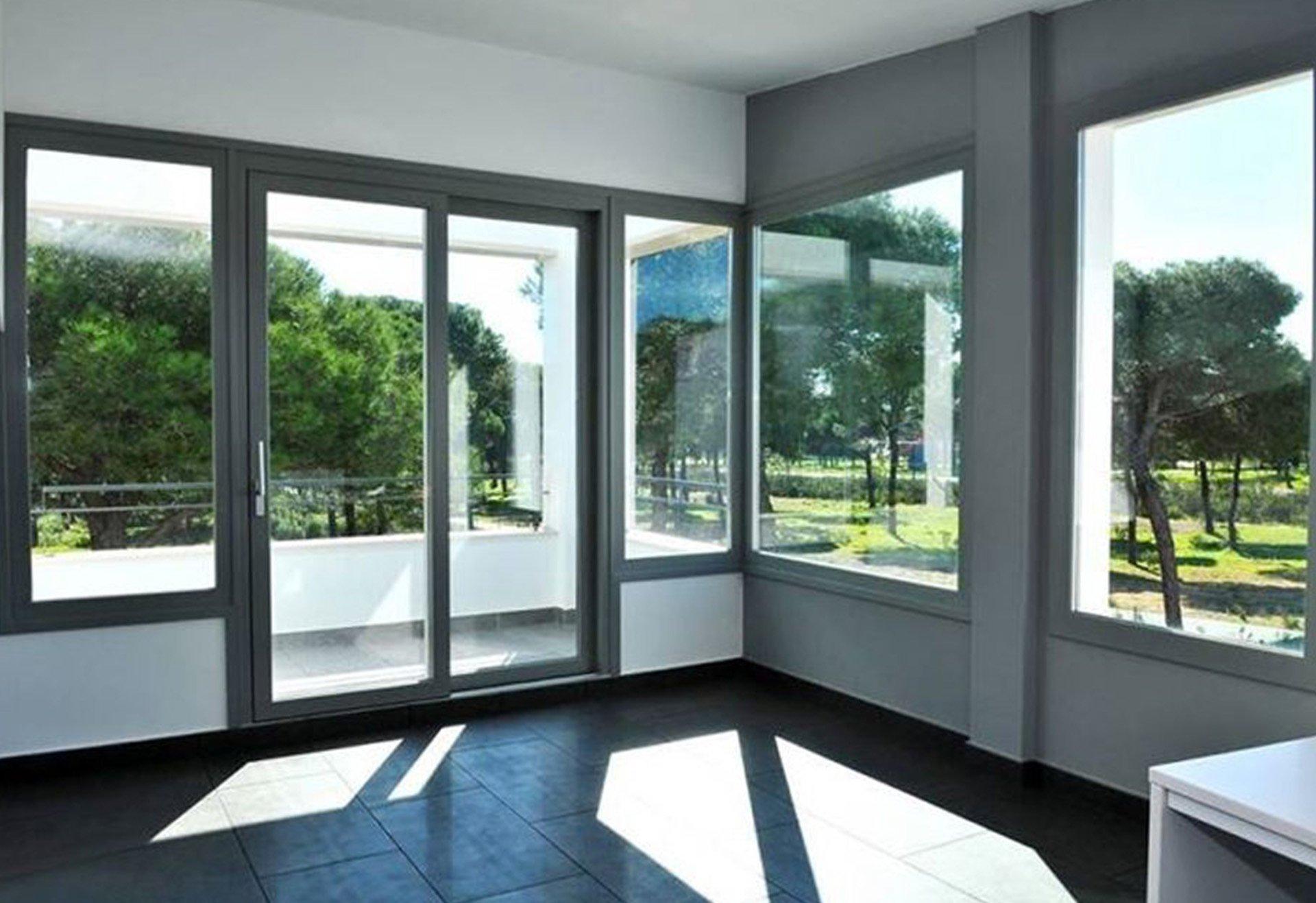 Hurricane Resistant Patio Doors