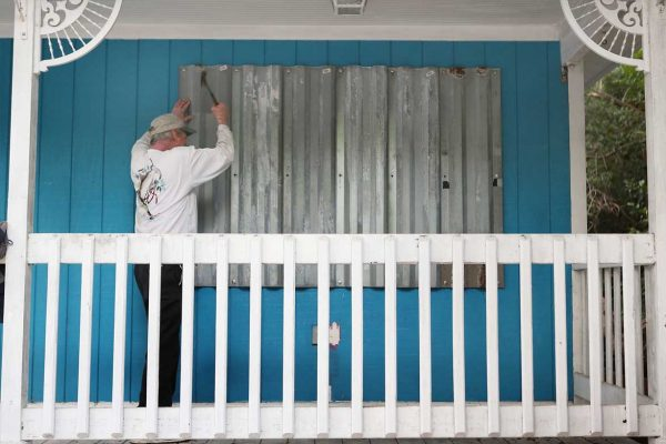 hurricane shutters installation