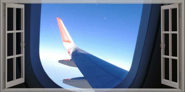planes impact window technology